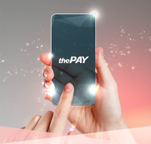 thePay, Recharge Prepaid Phone service, KT 00796